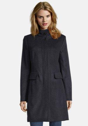 MIT STEHKRAGEN - Winter coat - dunkelblau