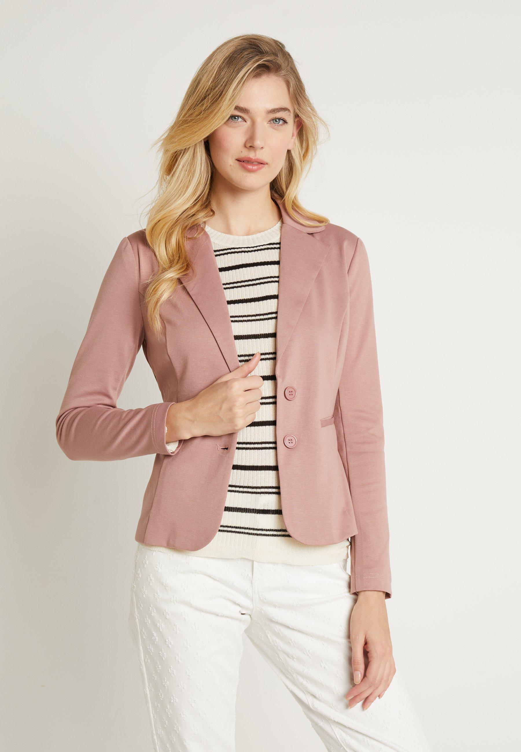 Cream ANETT - Blazer - old rose   Damenbekleidung billig