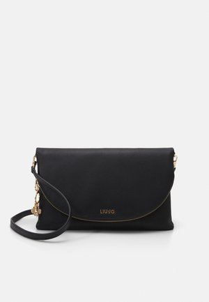 ENVELOPE - Clutch - nero