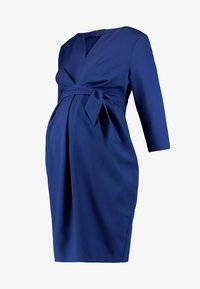 9Fashion - DAVEA DRESS  - Korte jurk - navy - 3