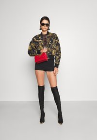 Versace Jeans Couture - OUTERWEAR - Bomber Jacket - black/gold - 1