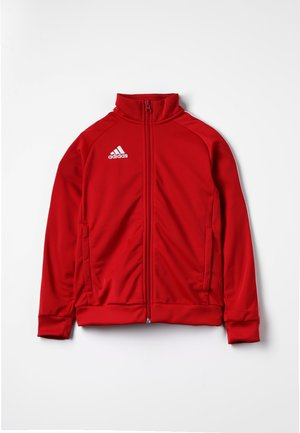 CORE 18 FOOTBALL TRACKSUIT JACKET - Training jacket - power red/white