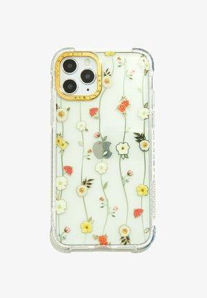 WINTER FLORAL SHOCK CASE - IPHONE XR / 11 - Phone case - multi-coloured