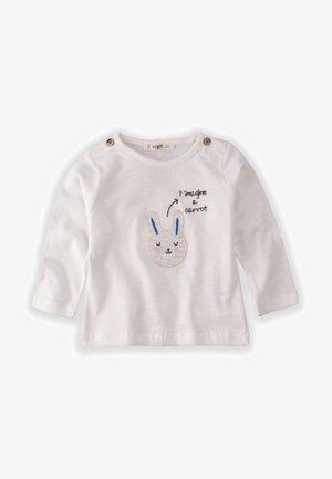 Sweatshirt - off-white
