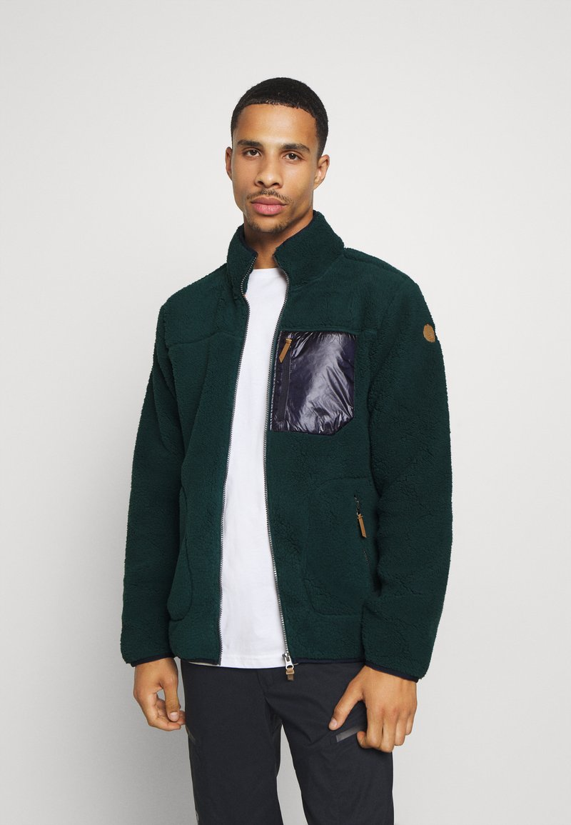 Icepeak - AMHERST - Fleece jacket - antique green