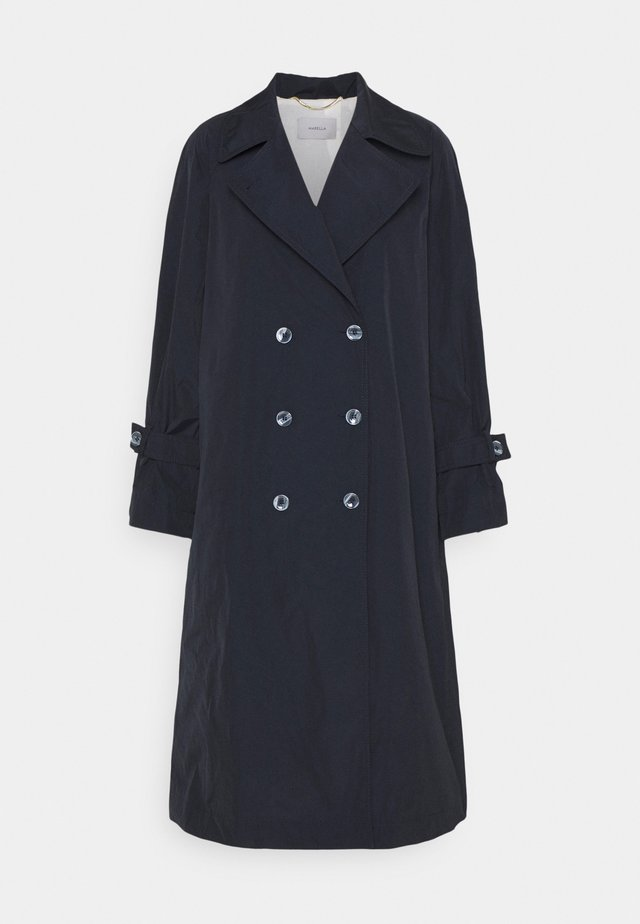 DISNEY - Trenchcoats - navy