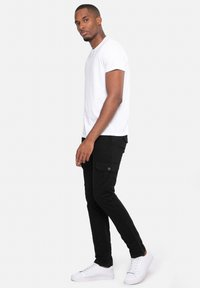 Threadbare - Cargo trousers - black - 1
