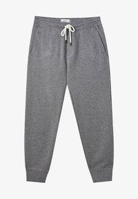 PULL&BEAR - Tracksuit bottoms - mottled grey - 6