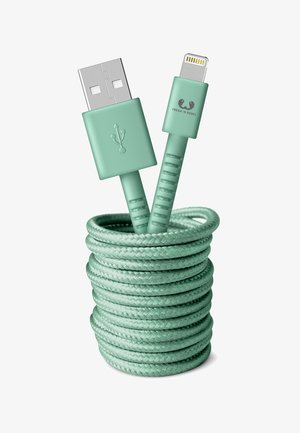 USB - APPLE LIGHTNING FABRIQ CABLE - Charging cable - misty mint