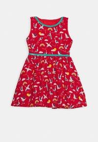 Frugi - IMMY DRESS - Day dress - red - 0