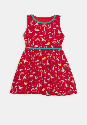 IMMY DRESS - Day dress - red