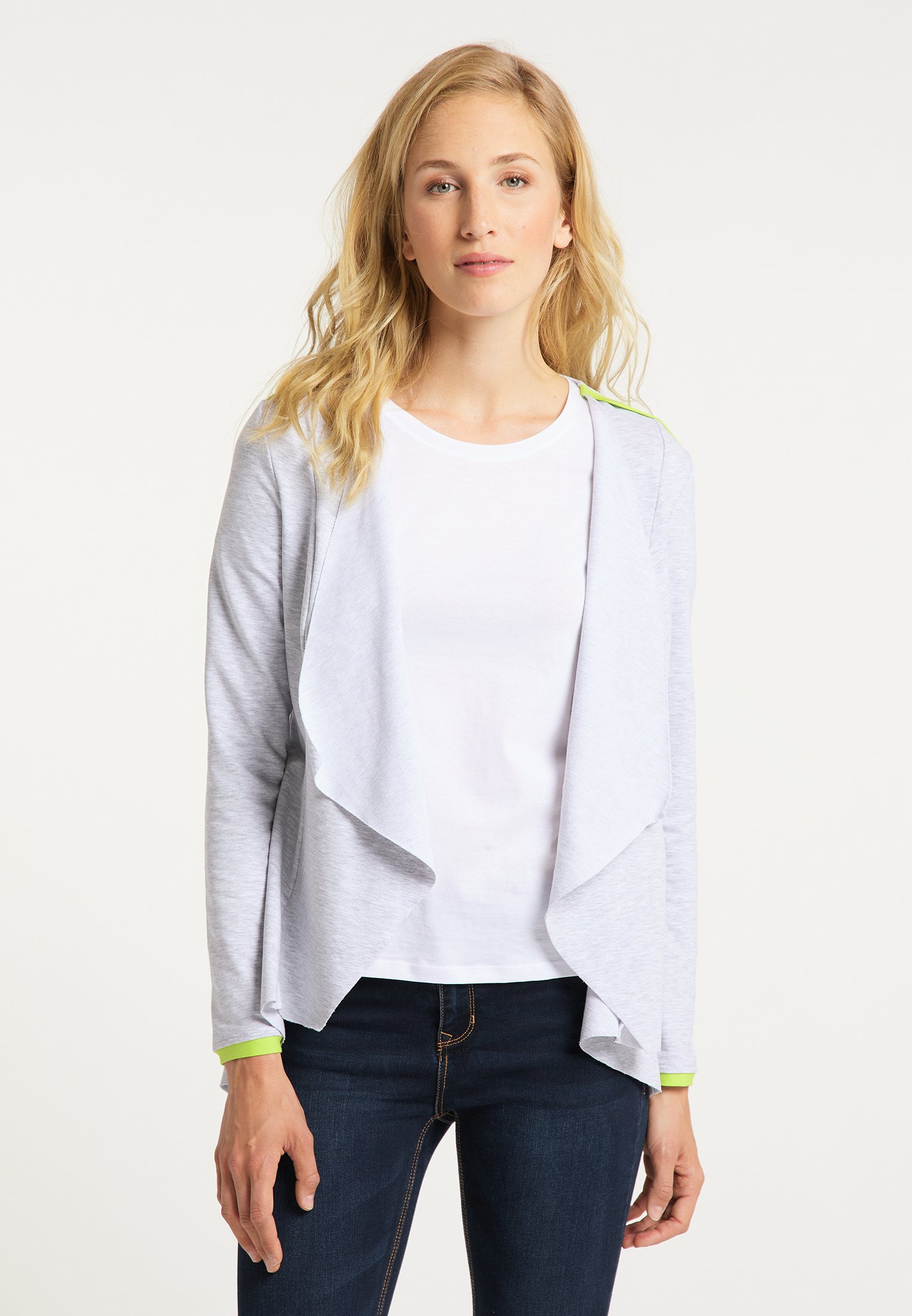 Top Quality Women's Clothing usha CARDIGAN Cardigan grau u23p8a10k