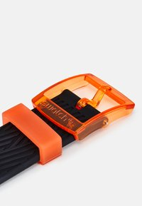Swatch - YELLOW TIRE - Chronograph watch - orange - 3