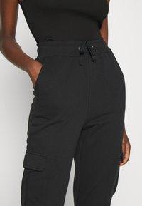 Even&Odd - Teplákové kalhoty - black - 4