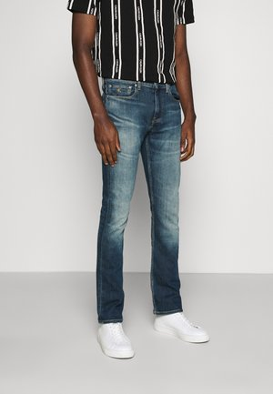 SLIM BOOT - Bootcut jeans - denim light