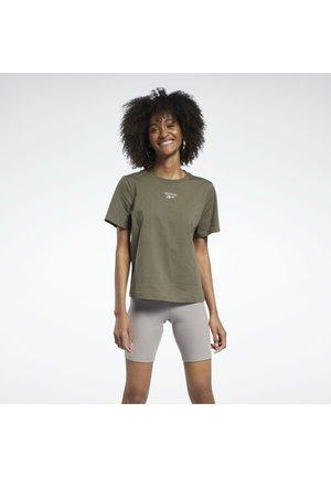 CLASSICS LOGO  - Basic T-shirt - green
