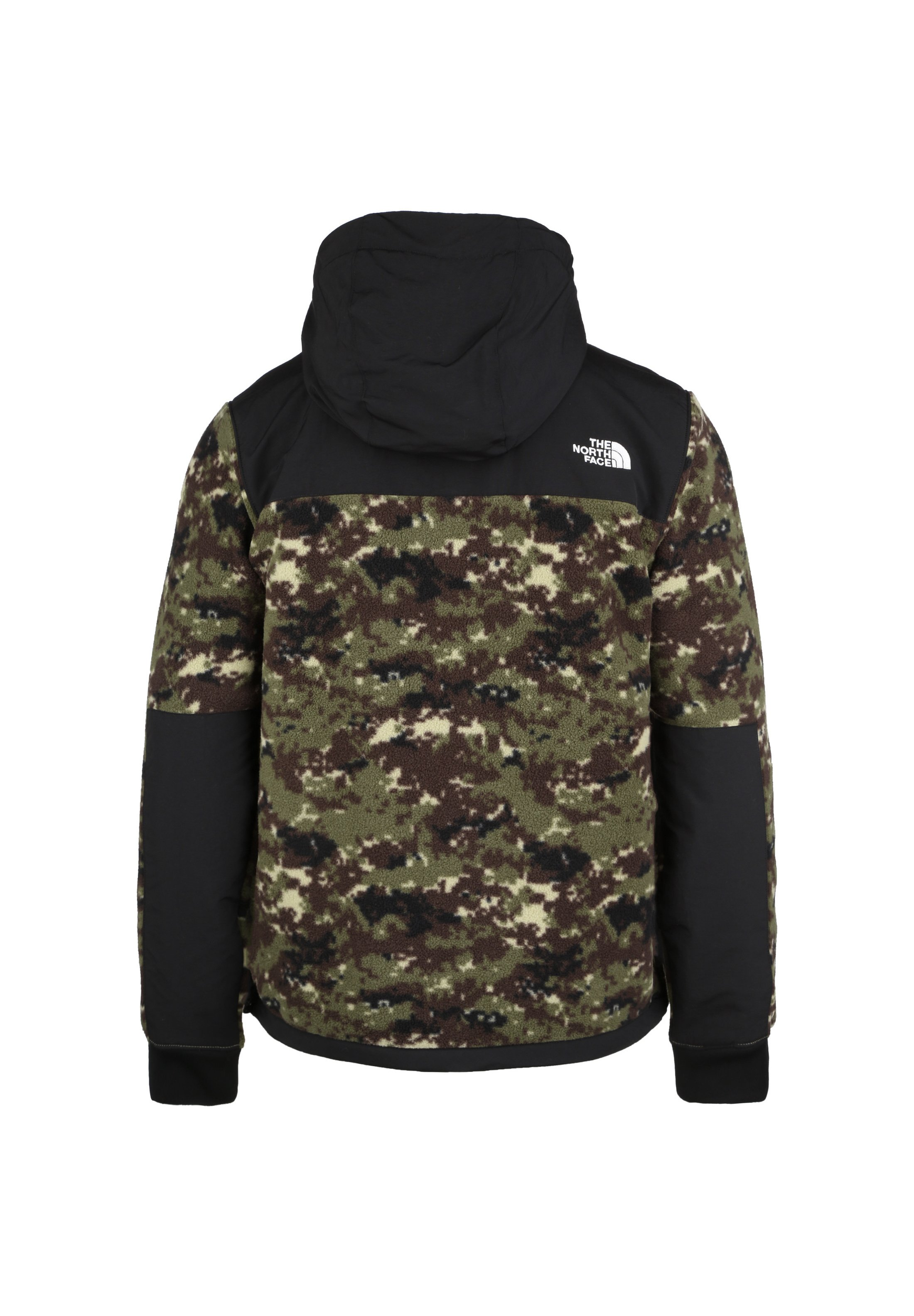 The North Face THE NORTH FACE DENALI ANORAK 2 FLEECEJACKE HERREN - Veste polaire - burnt olive green / digi camo print