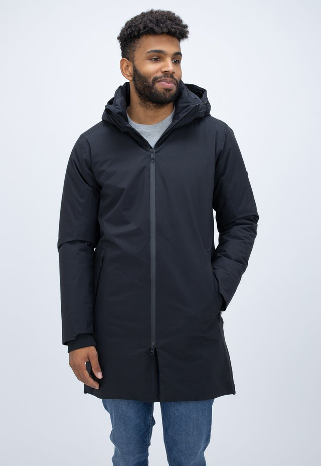 COMMUTER - Winter coat - black