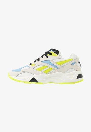 AZTREK 96 - Sneakers - stucco/fluo blue/sesoye
