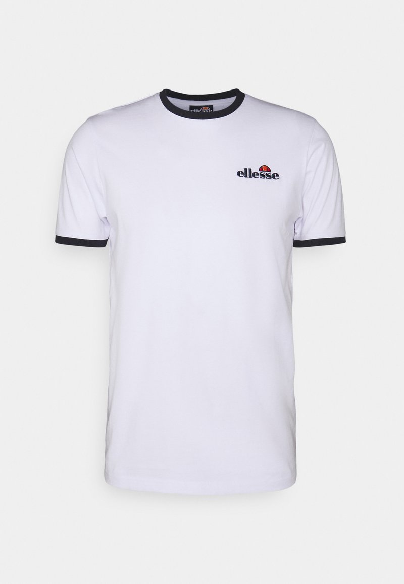 Ellesse - MEDUNO TEE - Print T-shirt - white