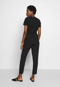 Soyaconcept - GABI - Trousers - black - 2