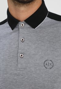 Armani Exchange - Poloshirt - black - 4