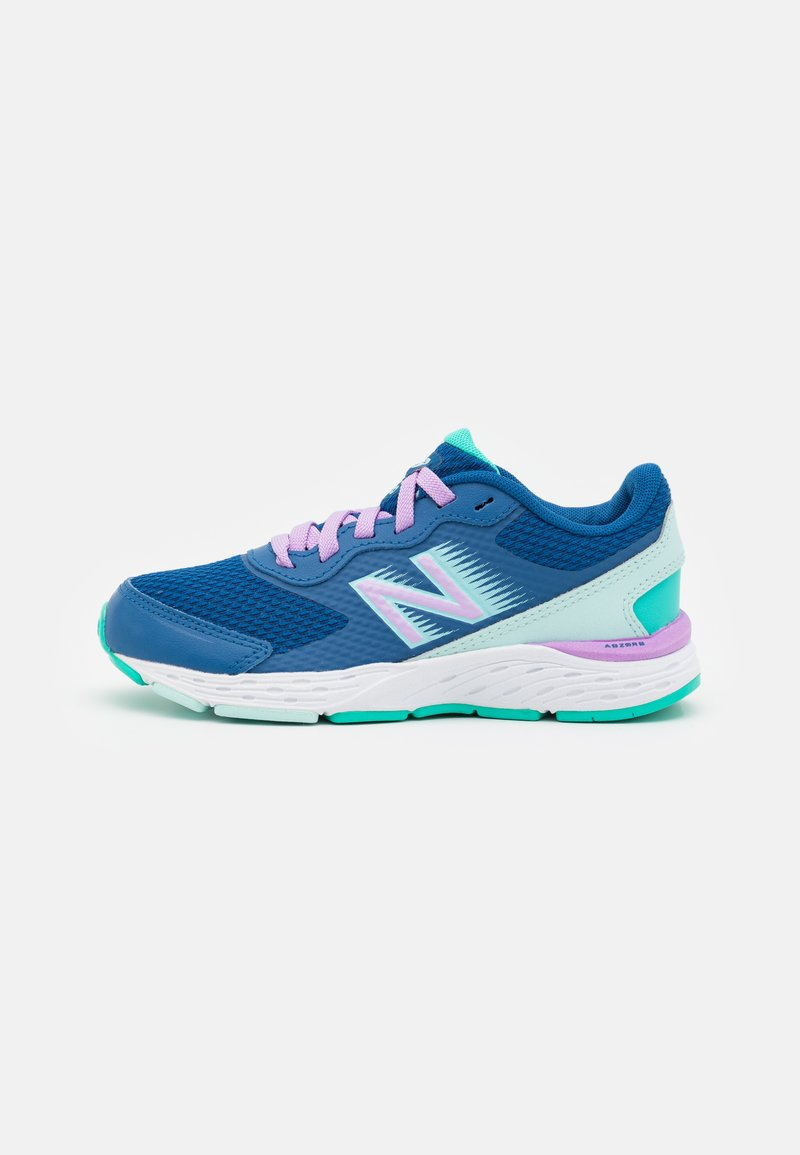 New Balance - 680 LACES UNISEX - Neutrální běžecké boty - blue