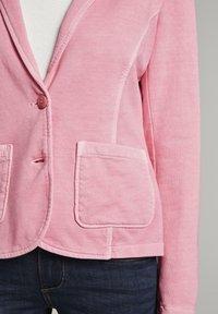 TOM TAILOR - Blazer - light pink - 3