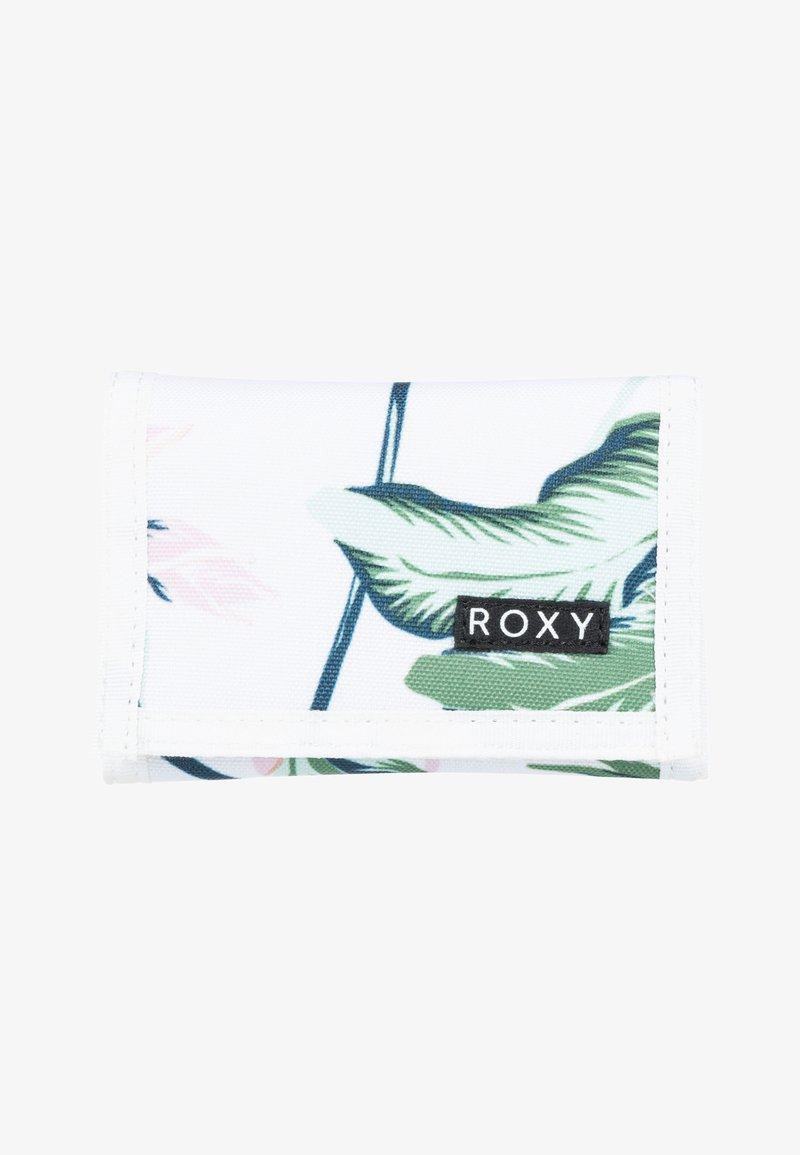 Roxy - SMALL BEACH - Wallet - bright white praslin