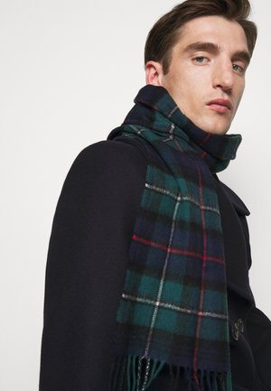 NEW CHECK TARTAN SCARF - Šála - blue