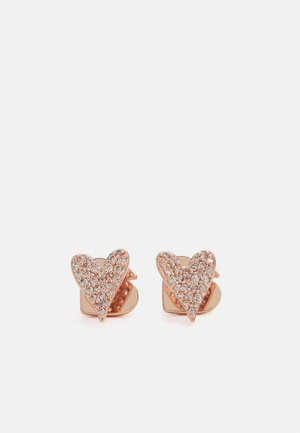 STUDS - Earrings - rose gold-coloured