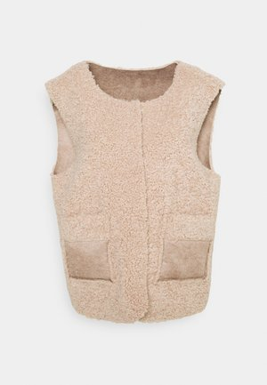 CROLA VEST - Väst - dusty rose