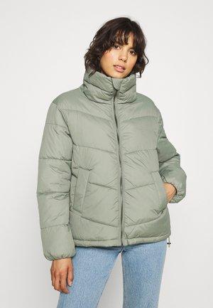 BYBOMINA  - Winter jacket - seagrass