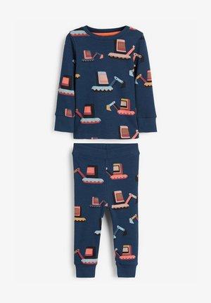 SNUGGLE - Pyjama set - dark blue