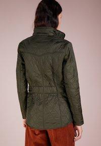 Barbour - POLARQUILT - Light jacket - dark olive - 2