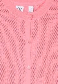 GAP - GIRL EASTER  - Kardigan - neon impulsive pink - 3