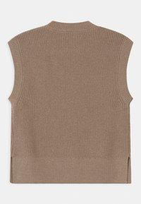 Grunt - ANN  - Strickpullover - sand melange - 1