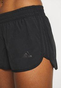 adidas Performance - SHORT - Pantaloncini sportivi - black - 4