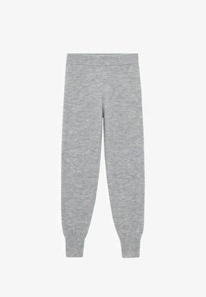 GEGANT - Tracksuit bottoms - gris