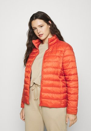 CARTAHOE QUILTED JACKET - Light jacket - red