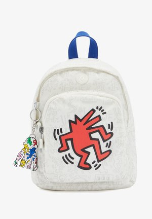 DELIA COMPACT - Backpack - keith haring public art