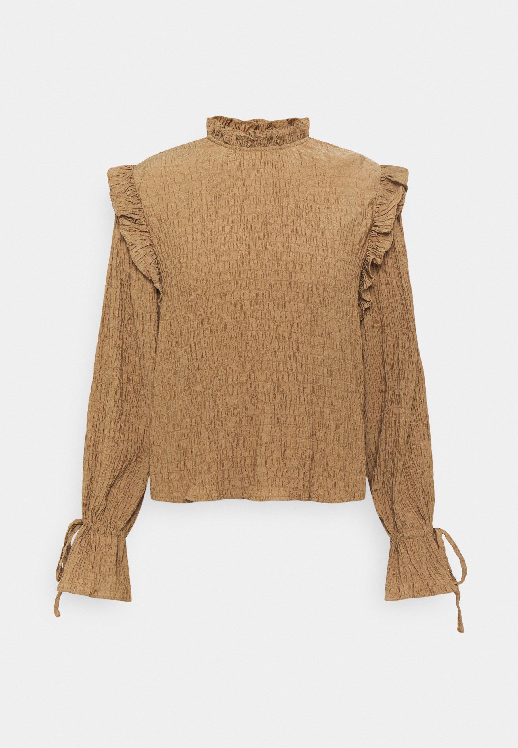 Women SLFROME - Long sleeved top