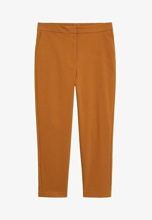 CORE - Trousers - karamel