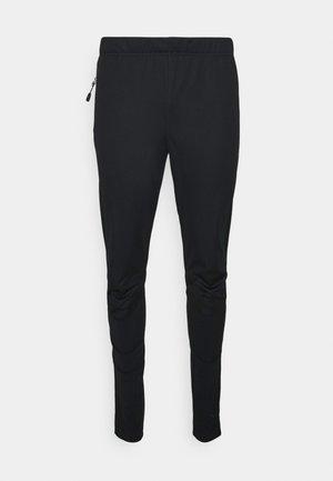 MALLAOJA - Teplákové kalhoty - black