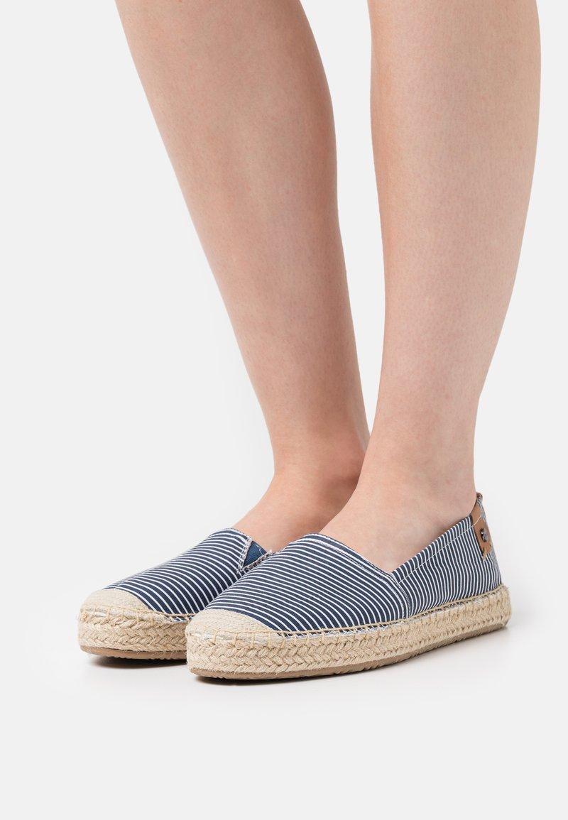 Esprit - Loafers - dark blue