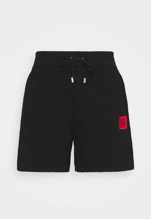 NARORA REDLABEL - Shorts - black