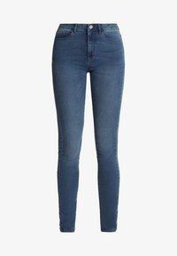 ONLY - ONLROYAL - Vaqueros slim fit - medium blue denim - 4