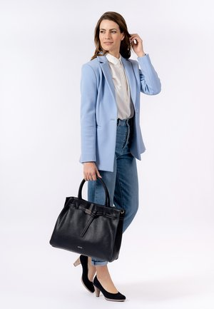 JOSY - Tote bag - blue