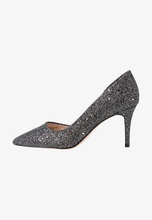 WIDE FIT WINNER - High heels - black