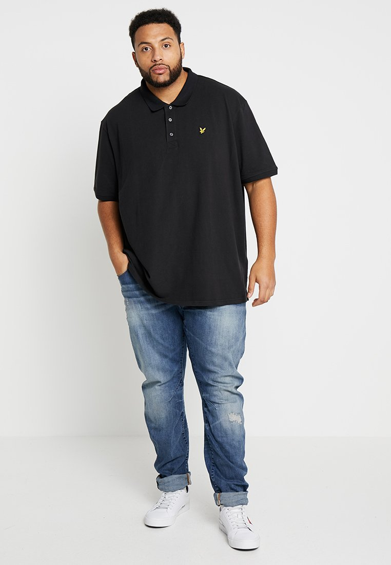 Lyle & Scott Poloskjorter - true black